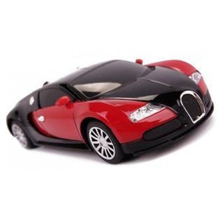 Samochód Rc Bugatti Veyron Licencja 1:24 Czerwony