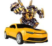 Auto-Robot Zdalnie sterowany Transformers Bumblebee RC Z661 zdjęcie 4