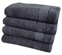 Ręcznik kąpielowy 70x140 ciemny szary 520g/m2