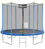 trampolina z siatka Abarqs 14ft 435cm