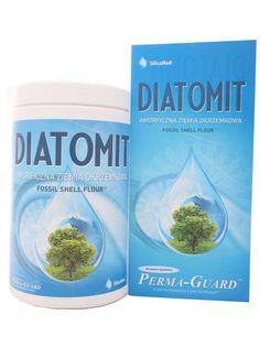 Ziemia okrzemkowa Diatomit - SilicaMed Perma-Guard - 400g
