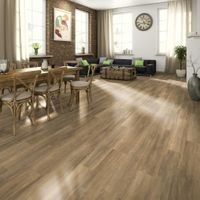 Egger Laminowane Panele Podłogowe, 74,4 M², 7 Mm, Brown Ampara Oak