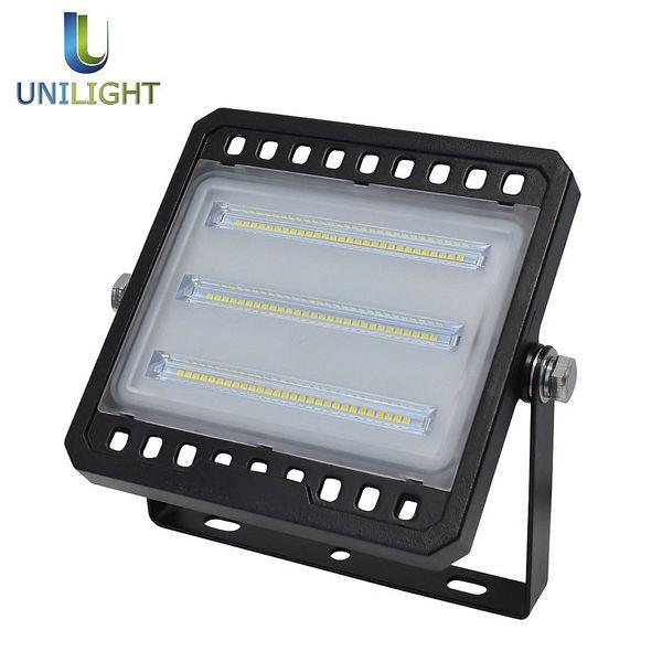 Naświetlacz LED SMD zimna barwa 50W IP65 ULFL73 zdjęcie 2