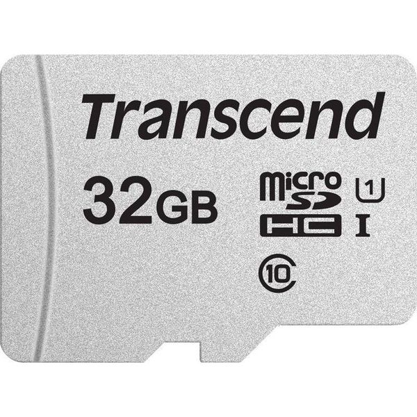 Transcend Memory MicroSDHC Class 10 - Karta pamięci 32 GB na Arena.pl