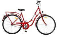Rower turystyczny 28 KANDS LAGUNA RETRO czerwony 16r.