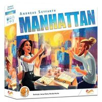 Gra Manhattan (PL) Foxgames GXP-672295