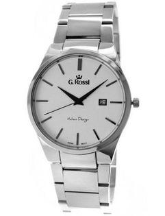 Zegarek Męski G.Rossi 8245B2-3C1
