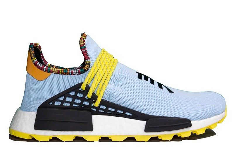 adidas x Pharrell Williams SOLARHU NMD (EE7581)45 13