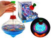 Bąk Grający Tęczowy Bączek świecąca zabawka ZA1605 zdjęcie 1