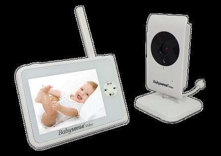 """Elektroniczna video niania Babysense V35 3,5"""""""