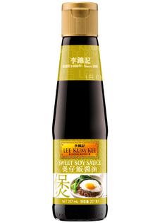 Słodki sos sojowy do dim sum i ryżu 207ml - Lee Kum Kee