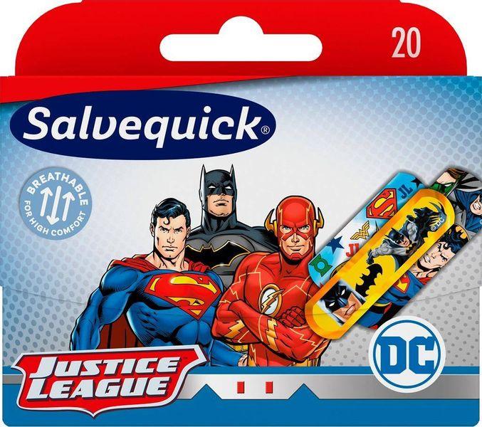 Justice League plastry dla dzieci 20szt. na Arena.pl