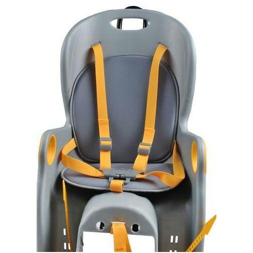 a98808e5d9f7ed Fotelik rowerowy na rower bagażnik dla dziecka krzesełko wybór kolorów  zdjęcie 4