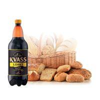 Kwas chlebowy ciemny 1,5l