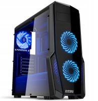 KOMPUTER STACJONARNY INTEL i5 RX-460 8GB RAM SSD WIN10+GRATISY