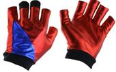 Rękawice Harley Quinn Cosplay Strój RĘKAWICZKI