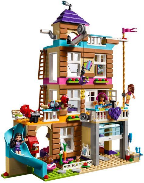 Lego Friends 41340 Dom Przyjaźni Rzeszów Sklep Arenapl