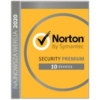 Norton Security Premium 10 stanowisk / 3 lata (+ backup)