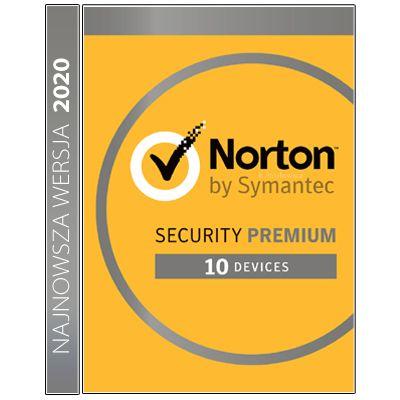 Norton Security Premium 10 stanowisk / 3 lata (+ backup) na Arena.pl
