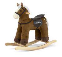Koń na biegunach PePe Dark Brown