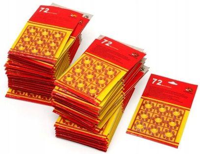 KAPISZONY SPŁONKA DO PISTOLETÓW 8-ki x 20 sztuk