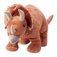 IKEA JATTELIK Pluszak dinozaur Triceratops, 69 cm