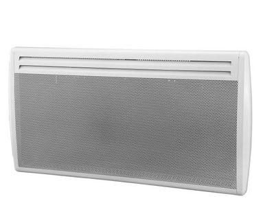 Promiennik grzejnik 2000W kwarcowy biały stal na ścianę do 20m fr1