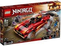 Klocki Ninjago 71737 Ninja ścigacz X 1