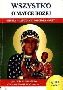 Wszystko o Matce Bożej Molka Jacek