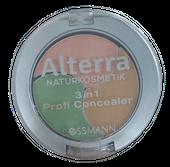 Alterra 3w1 potrójny korektor do makijażu