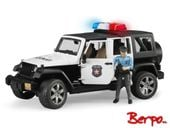 BRUDER 02526 Samochód policyjny Jeep Rubicon