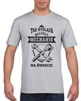 Koszulka męska NAJLEPSZY MECHANIK NA SWIECIE s XL