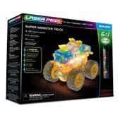 Laser pegs 6 in 1 Super Monster Truck