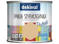 Farba Dekoral Akrylux Emalia szybkoschnąca (0.5 l, Musztarda po obiedzie)