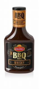 Sos BBQ Whisky 365g