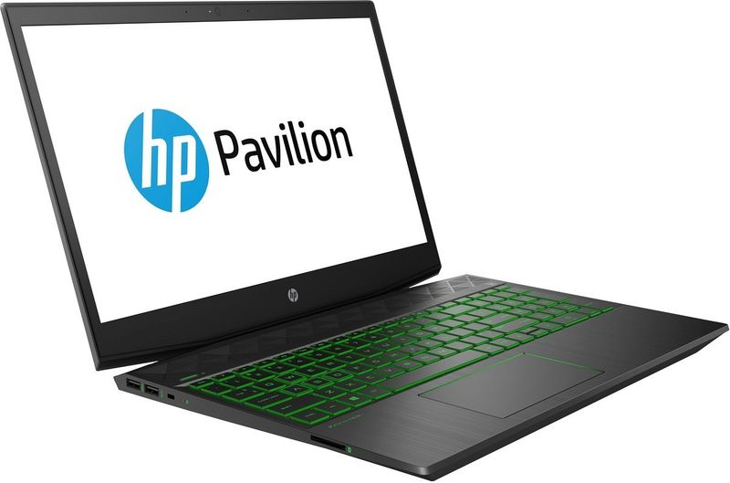 HP Pavilion Gaming 15 FullHD IPS Intel Core i5-8300H 16GB DDR4 512GB SSD NVMe NVIDIA GeForce GTX 1050 Ti 4GB Windows 10 zdjęcie 7