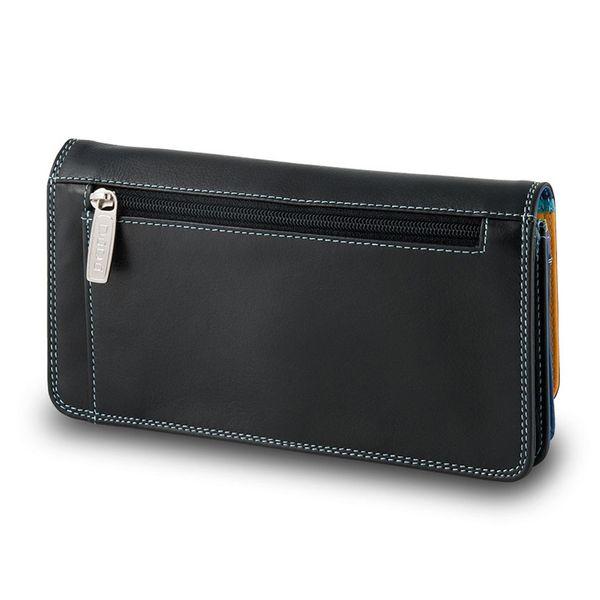 a6d182f7a947d Skórzany portfel damski saszetka DuDu® RFID