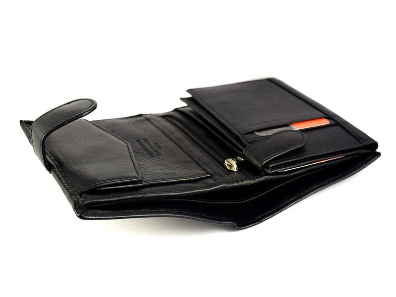 Portfel męski Pierre Cardin 326A tilak 15 skórzany z ochroną RFID zdjęcie 2