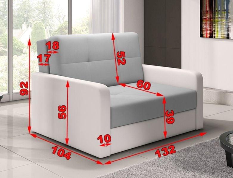 Kanapa Sofa Wersalka Amerykanka rozkładana TOP 2 zdjęcie 2