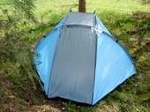 Duży namiot plażowy parawan wiatrochron + zestaw zdjęcie 8