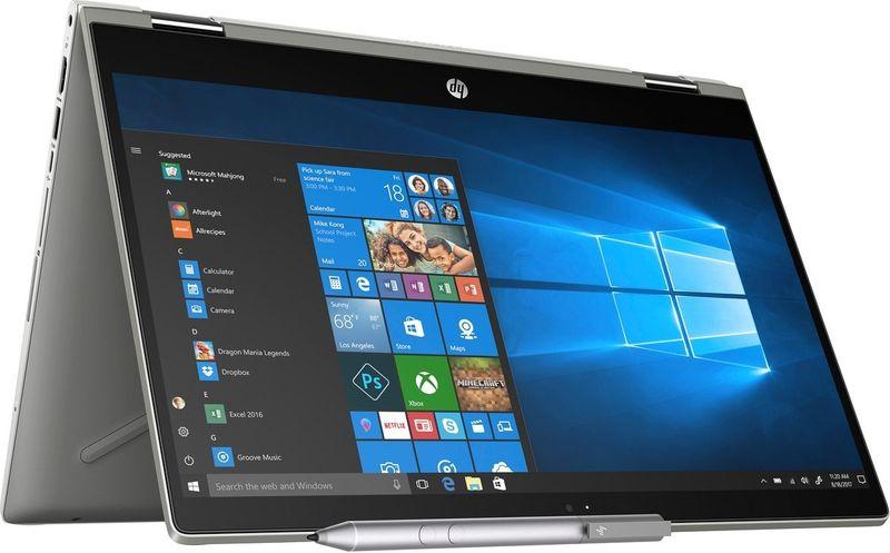 HP Pavilion 14 x360 i7-8550U SSD+HDD MX130-4GB Pen zdjęcie 1