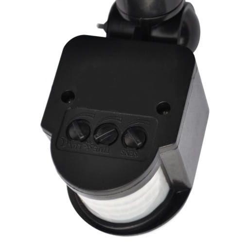 Halogen LED SMD 20W z czujnikiem ruchu, zmierzchu, lampa zdjęcie 5