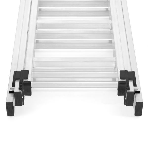 HIGHER Drabina aluminiowa 3x9 Professional + GRATIS na Arena.pl