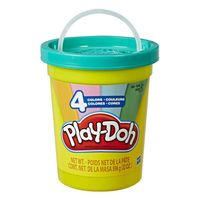 PlayDoh Tuba Modern Colors