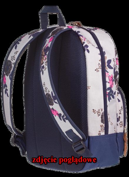 814eb34a3f62a Plecak CoolPack CLASSIC miejski młodzieżowy kolorowe szlaczki SAHARA 1012  (72052) zdjęcie 3