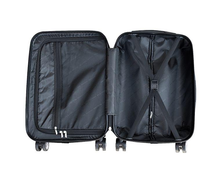 WALIZKA walizki kółka torba samolot ZESTAW M + L RÓŻOWA 1356 + 1357 zdjęcie 3
