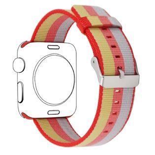Pasek sportowy Nylon do Apple Watch 1 2 3 4 Nike+ 42mm nylonowy