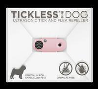 Tickless Pet Mini odstraszacz kleszczy dla psów - Baby Pink