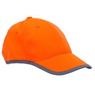 Odblaskowa czapka dziecięca Sportif, pomarańczowy
