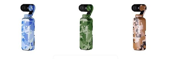 Zestaw 3 skórek Camouflage PGYTECH do DJI Osmo Pocket (P-18C-009) na Arena.pl